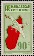 MADAGASCAR - Bloch 120 Sur Madagascar - Airmail