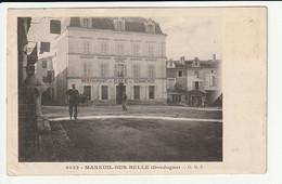 Mareuil Sur Belle Hôtel Restaurant Du Commerce - Sonstige Gemeinden