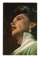 SINGER JUDY GARLAND, Los Angeles 1963, 1980 4X6 Chrome Postcard - Künstler