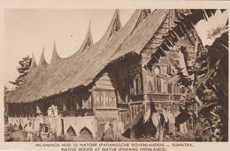 INDONESIE----- Sumatra - Indonésie