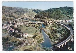 48 Chapeauroux Vers Grandrieu N°409 Confluent Avec L'Allier Pont Voie Ferrée Et Nouveau Monde En 1969 - Gandrieux Saint Amans
