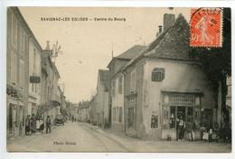 Savignac Les églises Centre Du Bourg Coopérative De Consommation - Andere Gemeenten