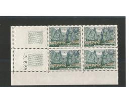 FRANCE Coin Daté Y/T N° 1436 Neuf**  Daté Du 8 6 65 - 1960-1969