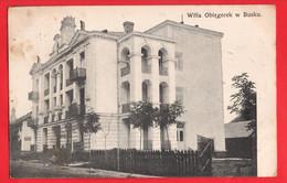 POLAND  WILLA OBLEGOREK W BUSKU Pu 1906 - Poland