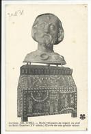 Corrèze , GIMEL , Buste Reliquaire En Argent Du Chef De Saint Dumine ( XV Siècle ) , Oeuvre De Très Grande Valeur , 1931 - Other Municipalities