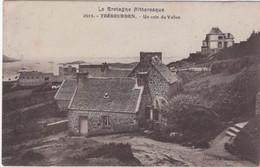 CPA : Trébeurden , Un Coin Du Vallon - Trébeurden