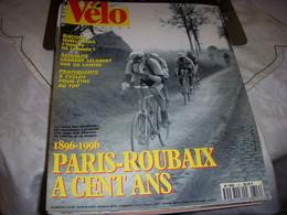 VELO MAG 319 04.1996 LES 100 ANS PARIS ROUBAIX JALABERT NELISSEN VANDENBROUCKE - Sport