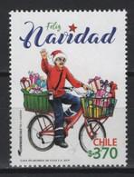 Chile (2019) - Set -  /  Bicycle - Velo - Bikes - Christmas - Noel - Cycling
