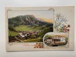 Italy 10407 Trentino Moena Val Di Fiemme Flemistal Tirol Albergo Al Cavalletto Gasthoff Zum Rossl Joh F Amonn J 204 - Andere Steden