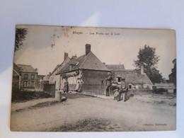 CPA - Alluyes (28) - Les Ponts Sur Le Loir - Altri Comuni