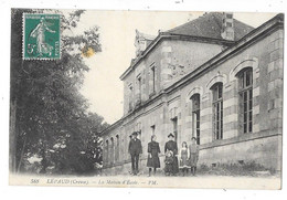 LEPAUD (23) Maison D'école Animation - Other Municipalities