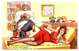 Illustrateur Carriere - Docteur, Psychiatrie (773) - Carrière, Louis