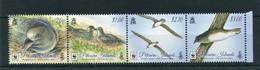 """Pitcairn - Mi.Nr. 971 / 974 - """"Phönixsturmvogel"""" ** / MNH (aus Dem Jahr 2016) - Islas De Pitcairn"""