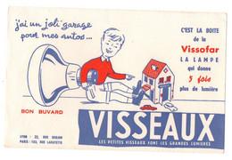 Buvard La Vissofar La Lampe Qui Donne 5 Fois Plus De Lumière Visseaux - Format : 21x13.5 Cm - L