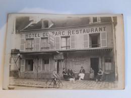 Carte-Photo - Ozoir-la-Ferrière (77) - Hôtel Restaurant Du Parc - Altri Comuni