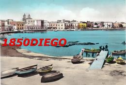 S. SPIRITO - VEDUTA PANORAMICA F/GRANDE VIAGGIATA 1964 ANIMATA - Bari