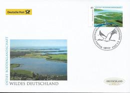 2015 Germany  Deutschland Mi. 3126 FDC  Wildes Deutschland: Ostsee: Boddenlandschaft - FDC: Enveloppes