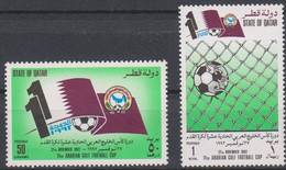Soccer - Football - QATAR - Set 2v MNH - Otros