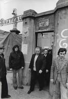 PHOTO - Photo De Presse - POLITIQUE - Hommes Politiques Français - SEGUY - CGT - Georges SEGUY Chez RATEAU -CGT-Syndicat - Non Classés