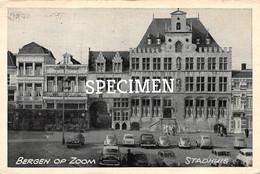 Stadhuis - Bergen Op Zoom - Bergen Op Zoom