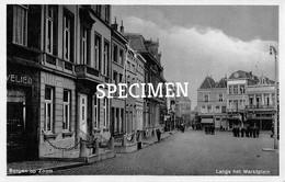 Langs Het Marktplein - Bergen Op Zoom - Bergen Op Zoom