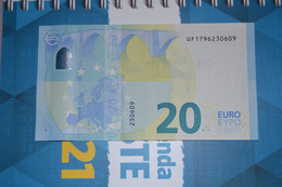 20 EURO U032 G6 - FRANCE -  UF1796230609 - UNC FDS NEUF - 20 Euro