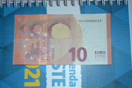10 EURO - GREECE - Y002G2 - YA1400000525 - FDS - UNC - NEUF - 10 Euro