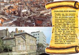 51-CHALONS SUR MARNE-N°3362-B/0137 - Châlons-sur-Marne