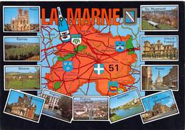 51-LA MARNE-N°3362-C/0107 - Andere Gemeenten