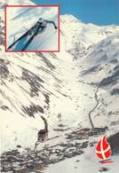 Savoie Mont Blanc - Albertville  Olympique 1992 -  Enjeu Olympique - Val D'Isere  Descente Hommes - Juegos Olímpicos