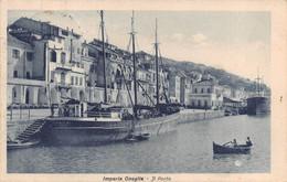 """1743""""IMPERIA ONEGLIA-IL PORTO""""ANIMATA ANN0 1940 - Imperia"""