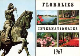 ORLEANS - FLORALIES INTERNATIONALES 1967 - MULTI VUES - Orleans