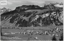 Unteriberg Mit Hirschfluh Und Drusberg - SZ Schwyz