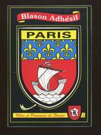 Paris (75) : Blason Adhésif - Andere