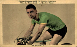 JAN LANDUYT   WIELRENNEN CYCLISMO CYCLISME PUBLI CHICOREI ROESELARE ROULERS CHICOREE - Cycling