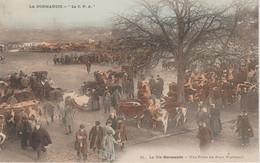 """LA NORMANDIE  """" La C.P.A."""" La Vie Normande  N°51            UNE FOIRE AU PAYS NORMAND - Zonder Classificatie"""
