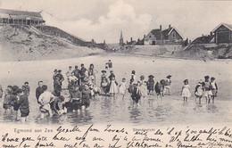 3575352Egmond Aan Zee,  Strandgezicht (kleinrond Stempel 1905) - Egmond Aan Zee