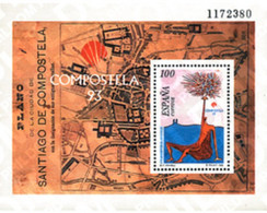 Ref. 85946 * MNH * - SPAIN. 1993. COMPOSTELA 93 . COMPOSTELA 93 - 1991-00 Unused Stamps