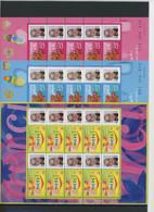 Frankreich Kleinbogen MiNr. 3517-20 II Postfrisch MNH (KU5279 - Unclassified