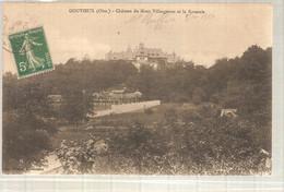 60   Gouvieux (oise) -   Châteao Du Mont Villargènne Et La Roseraie - Gouvieux