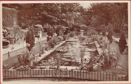 ANGLETERRE GLOUCESTERSHIRE CHELTENHAM LILY POND SANDFORD PARK - Cheltenham