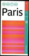 Métro Paris - Paris N° 1 - Complet - Janvier 2006 - Europe