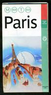Métro Paris - Paris (format Poche) - Complet - Novembre 2005 - Tour EIFFEL - Europe
