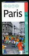 Métro Paris - Paris (format Poche) - Complet - Juillet 2004 - Europe