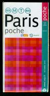 Métro Paris - Paris (format Poche) - Complet - Octobre 2010 - Europe