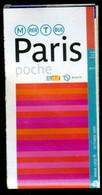 Métro Paris - Paris (format Poche) - Complet - Octobre 2009 - Europe