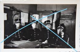 Photox3 GENDARME RIJKSWACHT Gendarmerie Pre 1940 Belgique - Ohne Zuordnung