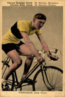 VANCOLLIE JOZEF STADEN   WIELRENNEN CYCLISMO CYCLISME PUBLI CHICOREI ROESELARE ROULERS CHICOREE - Cycling