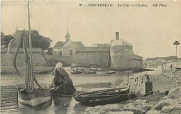 PRIX C.P.A 1.50 € - 29 CONCARNEAU - LA CALE - Concarneau