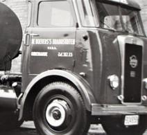 Photo Camion Truck Automobile OUDENAARDE De Boever 's Brandstoffen Truck SEDDON ATKINSON - Automobile